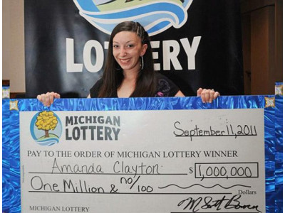 Lottery Winner Charged With Welfare Fraud