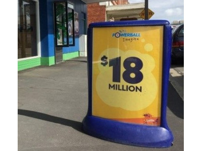 Expecting couple win $18 million Lotto prize